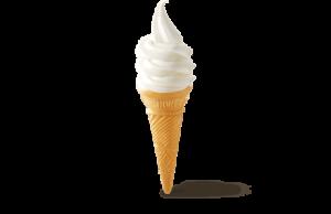 マクドナルド アイスクリーム